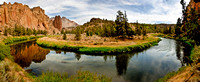 Crooked River Pano 2012