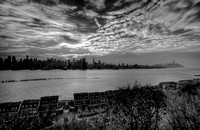 Manhattan and the Hudson